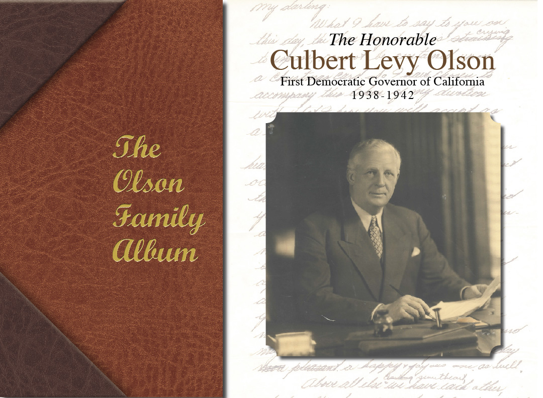 Governor Olson Book
