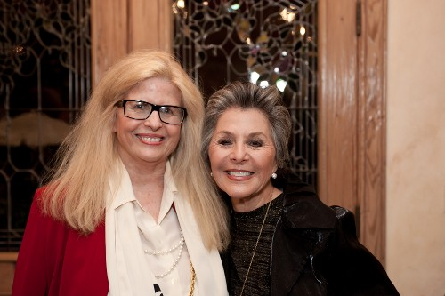 Debra Olson With Senator Barbara Boxer